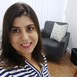 Cláudia Vidigal - Psicóloga